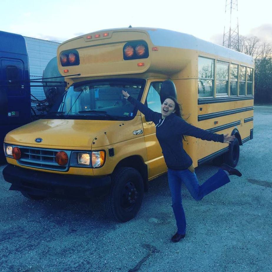 HALFWAY DONE!!! My Bus ConversionAdventure