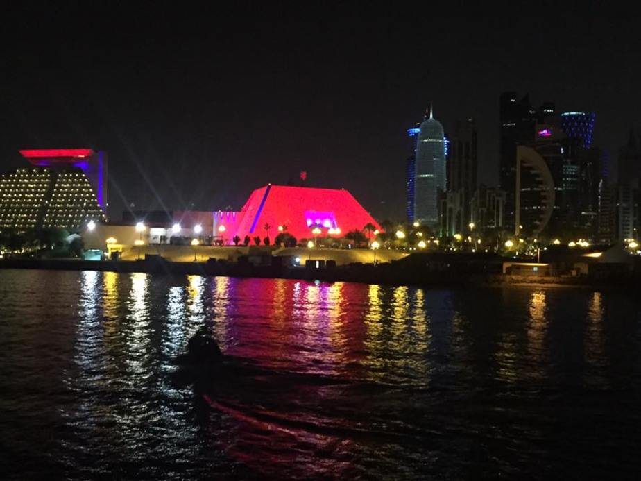 Road trip! Destination:Qatar