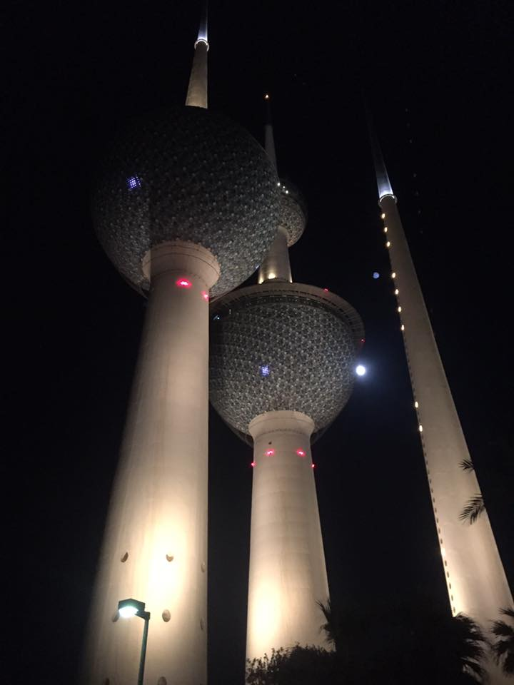 Help from a Stranger: A Day in Kuwait
