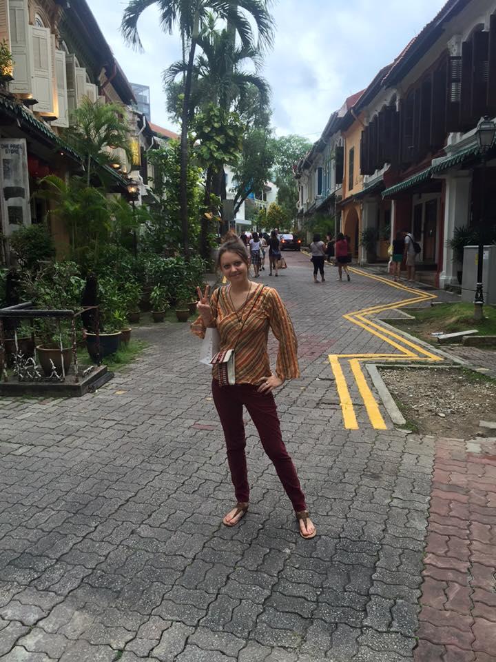 Cruise #2: Singapore, Malaysia, andThailand